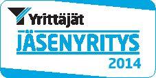 Suomen Yrittäjien jäsen vuodesta 2014 lähtien