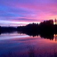 Sinipunainen joki