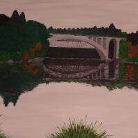 Sisustustaulu Korian silta